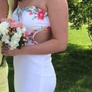 Faviana Prom Dress